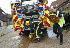 Gazetteer for hydrants at Buckinghamshire Fire and Rescue